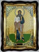 Моисей Боговидец пророк, икона храмовая