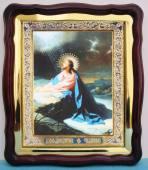 Моление о чаше, аналойная икона (43 х 50 см)