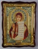 Параскева Пятница мученица, икона храмовая