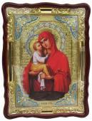 Почаевская Божия Матерь, икона храмовая