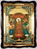Прибавление ума Божия Матерь, икона храмовая