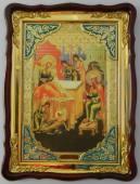 Рождество Иоанна Предтечи, икона храмовая