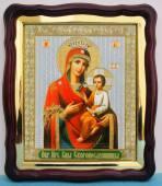 Скоропослушница Божия Матерь, большая аналойная икона, 43 х 50 см