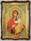 Смоленская Божия Матерь икона храмовая