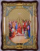 Сошествие святого духа икона храмовая