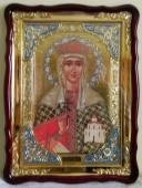 Тамара Грузинская, икона храмовая