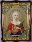 Татьяна святая мученица, икона храмовая