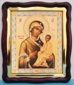 Тихвинская Божия Матерь аналойная икона 43 х 50 см