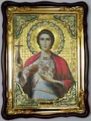Уар святой мученик поясной икона храмовая