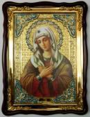 Умиление Божия Матерь, икона храмовая
