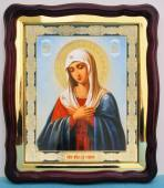 Умиление Божия Матерь аналойная икона 43 х 50 см