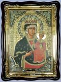 Ченстоховская Божия Матерь икона храмовая