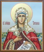 Купить икону Татьяны в подарок артикул 506