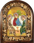Икона Троицы храмовая