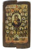 Древо Государства Россиского - икона под старину