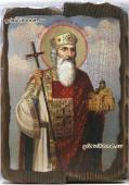 Князь Владимир - икона под старину