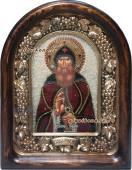 Илья Муромец икона из бисера