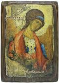 Архангел Михаил икона Андрея Рублева