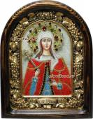 Юлия Карфагенская икона