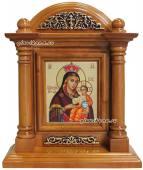 Икона Вифлеемская Божия Матерь в киоте