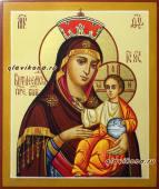 Икона Вифлеемская Божия Матерь размер 9х10см