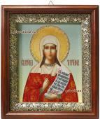 Татьяна, икона в киоте