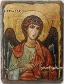 Архангел Михаил, икона под старину