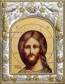 Господь Вседержитель, икона в ризе, артикул 41110