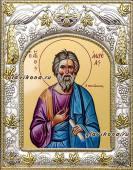 Апостол Андрей, икона в ризе, артикул 41435