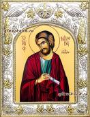 Апостол Иаков Заведеев икона в ризе артикул 41430