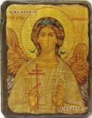 Ангел Хранитель икона под старину