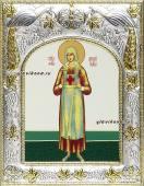 Аполлинария Тупицына икона в ризе артикул 41067