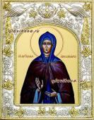 Аполлинария Египетская, икона в ризе артикул 41570
