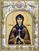 Анна Кашинская, икона в ризе артикул 41454