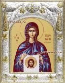 Праведная Вероника икона в ризе артикул 41842