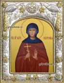 Евгения Римская икона в ризе артикул 41001