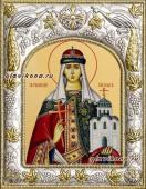 Княгиня Ольга, икона в ризе артикул 41446