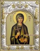 Параскева Римская икона в ризе артикул 41920