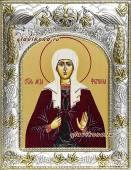 Светлана (Фотиния) мученица, икона в ризе артикул 41554