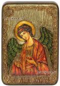 Ангел-хранитель икона подарочная в футляре