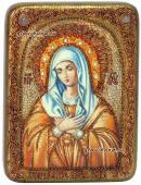 Божия Матерь Умиление икона подарочная