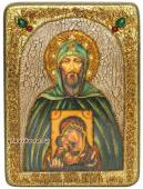 Игорь Черниговский, икона под старину