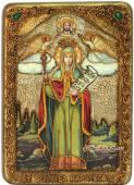 Параскева Пятница икона подарочная под старину