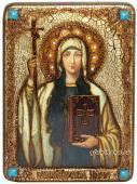 Нина, подарочная икона под старину