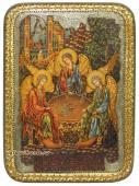 Троица - подарочная икона под старину
