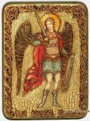 Архангел Михаил икона подарочная