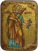 Апостол Петр - икона в подарчной упаковке