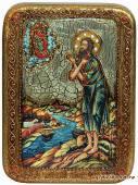 Алексий, человек Божий - икона подарочная