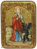 Марина Антиохийская - икона подарочная
