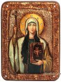Равноапостольная Нина - икона подарочная